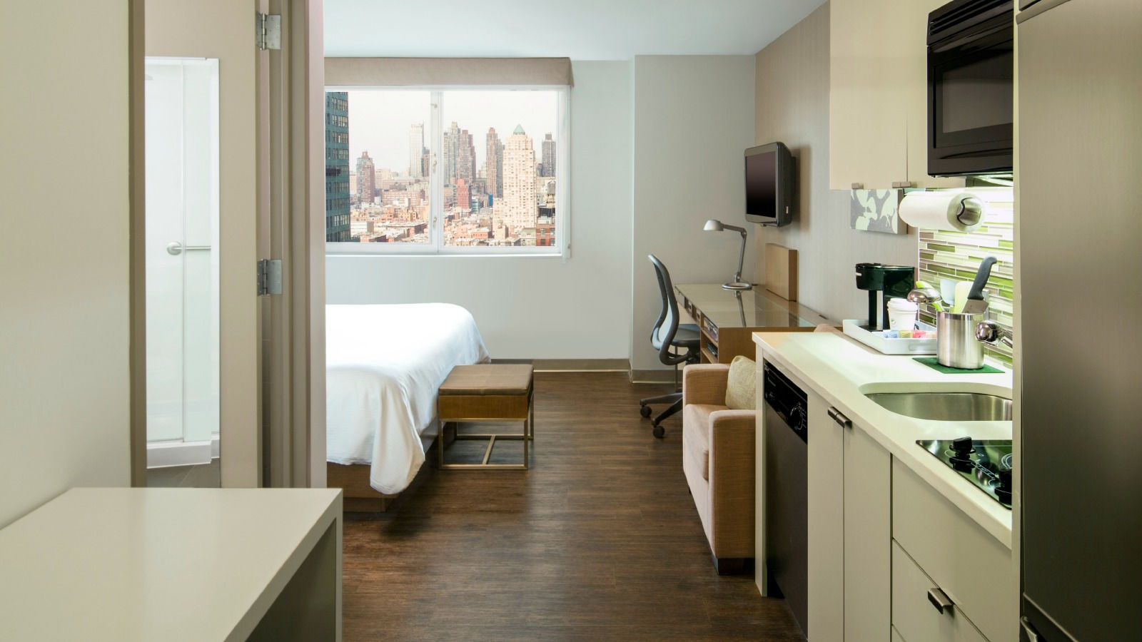 Times Square Hotel Rooms - Studio Suite