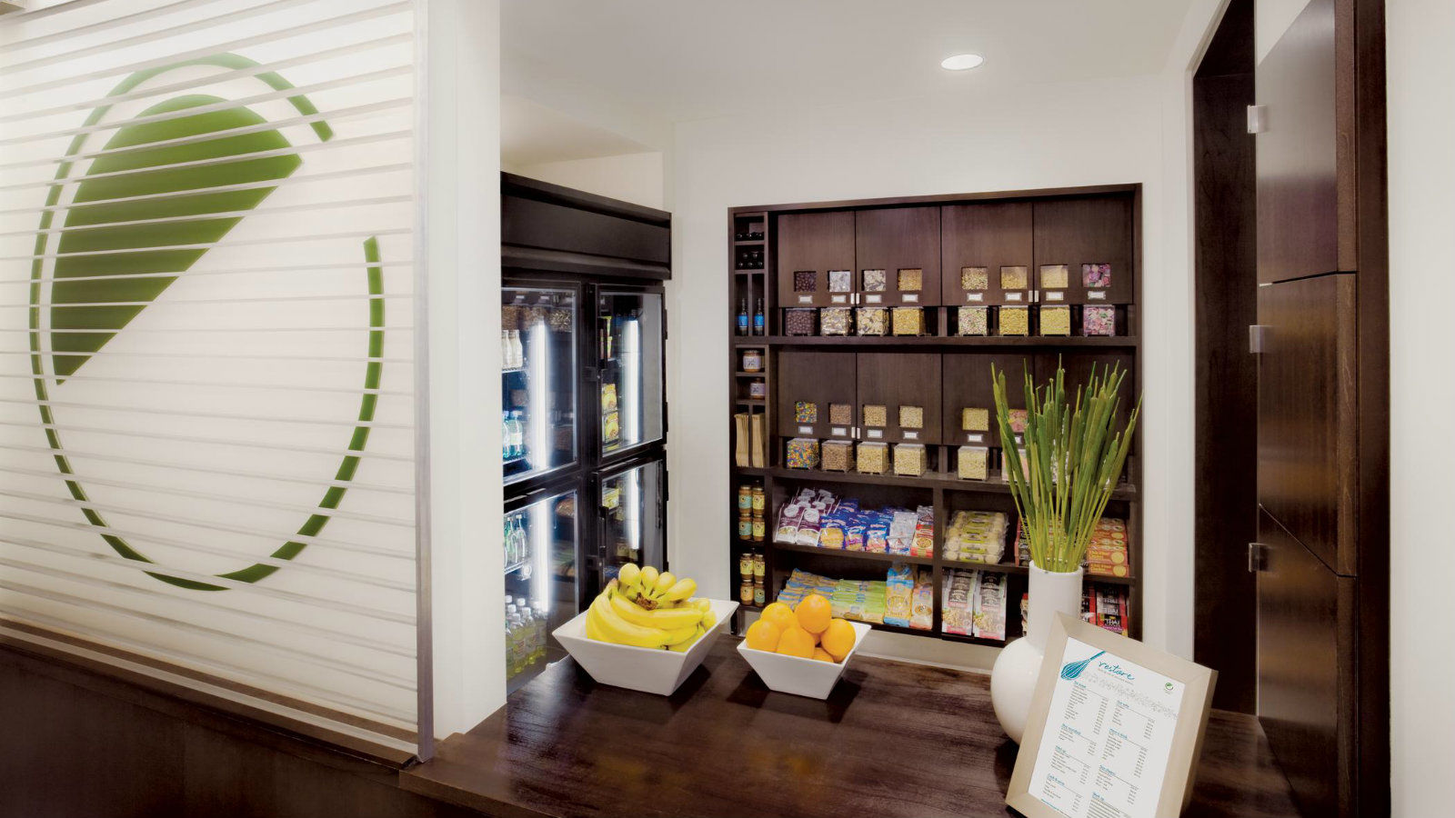 Dining Options - Restore gourmet pantry